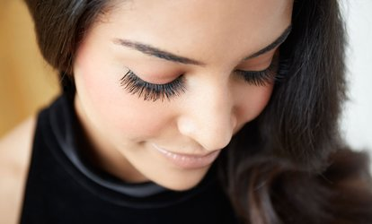 image for $54 for Full Set of Flare 3D Lash <strong>Extensions</strong> at Seasons Spa and Salon ($150 Value)
