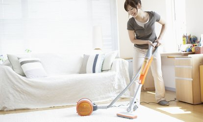 image for One or Three 2-Hour Housecleaning Sessions from Larry Love <strong>Cleaning</strong> (Up to 58% Off)