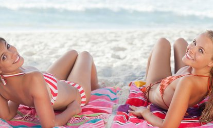 Up to 61% Off Tanning Sessions at L.A. Tan