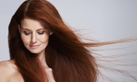 Keratin-Glue or Tape-In Hair Extensions with Root Touch-Up at Hair N Now (Up to 69% Off). Four Options. 99ffc3da-2cfe-45be-b757-145f3061d5f4