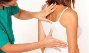 WirbelDOC: Wirbelsäulen-Check inkl. Scan und Untersuchung, optional mit 1 oder 3 Behandlungen bei WirbelDOC (bsi zu 83% sparen*)