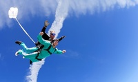 12,000ft Tandem Skydive for One, with Royal Society for Blind Children, Multiple Locations