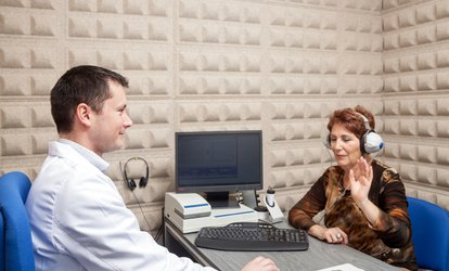 50% Off Comprehensive Hearing Evaluation