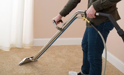 image for Carpet Cleaning for Rooms or Two Story House from Flood Proz (Up to 54% Off). Two Options Available.