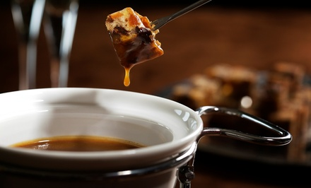 $15 for Fondue and Wine Tasting for Two at Castel Grisch Winery & Restaurant ($26 Value)