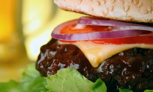 The King's Head: Upscale Pub Cuisine at The King's Head (Up to 38% Off). Five Options Available.