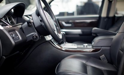 image for $75 for an Interior Detail and Exterior <strong>Wash</strong> at Williams Auto Body Shop ($129 Value)