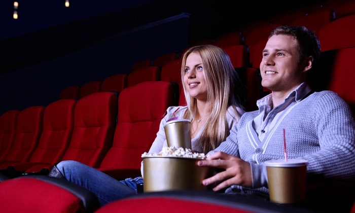 Danbarry Dollar Saver Cinemas - Multiple Locations: Movie Tickets and Refreshment Package for Two or Four at Danbarry Dollar Saver Cinemas (Up to 49% Off)