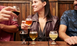 Standard Brewing Company: Beer Flights and Appetizers for Two or Four at Standard Brewing Company (Up to 44% Off)