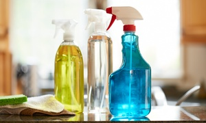 Value Maids: Three Hours of House-Cleaning Services from Value Maids (Up to 56% Off)