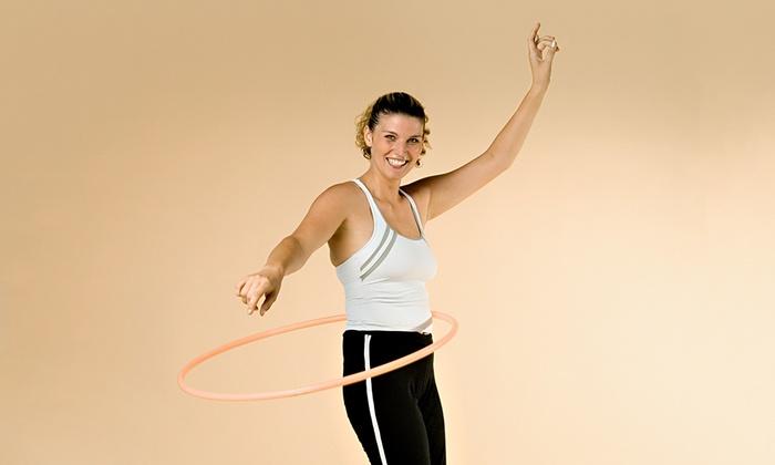 Superhooper - Superhooper: One Month of Unlimited Dance-Fitness Classes from Superhooper.org (61% Off)