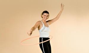 Hoop Rhythms: Five Dance-Fitness Classes at HoopRhythms (75% Off)