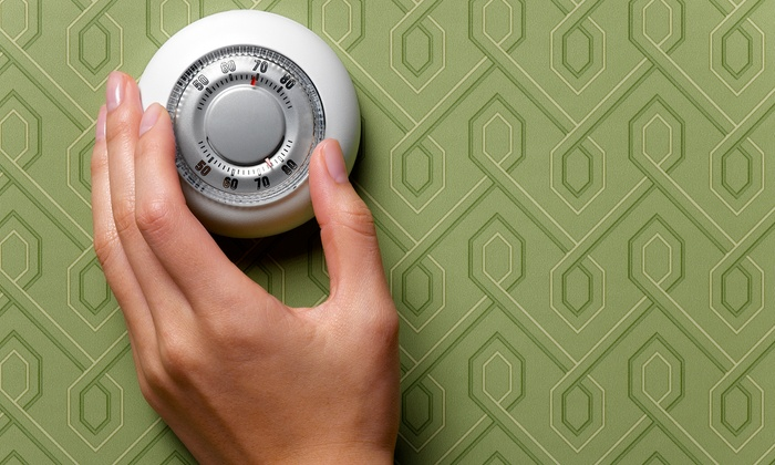 Inspection or Service on Furnace, Boiler, or Air Conditioner (Up to 64% Off). Eight Options Available.