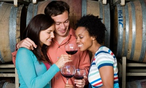 Grapebuzz: $189 for a Six-Hour Wine Tour for Up to Eight from Grapebuzz ($850 Value)