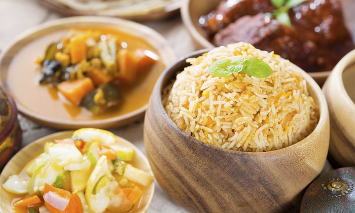 Prominent Sweets & Cafe - Southwest Warren: Indian and Bangladeshi Cuisine at Prominent Sweets & Cafe (Up to 44% Off). Four Options Available.