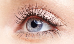 Lash & Skin Studios: Natural Look Lashes with Optional Fill or Evening Out Lashes at Lash and Skin Studios (Up to 80% Off)