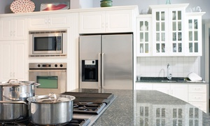 Eco Movers: Single-Wall Oven ($39) or French Door Fridge Cleaning ($55) from Eco Movers (Up to $110 Value)