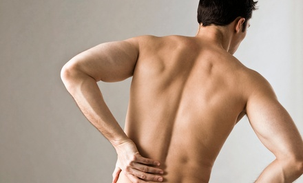 $40 for One Male Back Wax at Hush Waxing Studio ($60 Value)