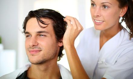 Men's Dry or Wet Haircut