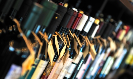Up to 50% Off Wine at Holiday Wine Cellar. Two Options Available.