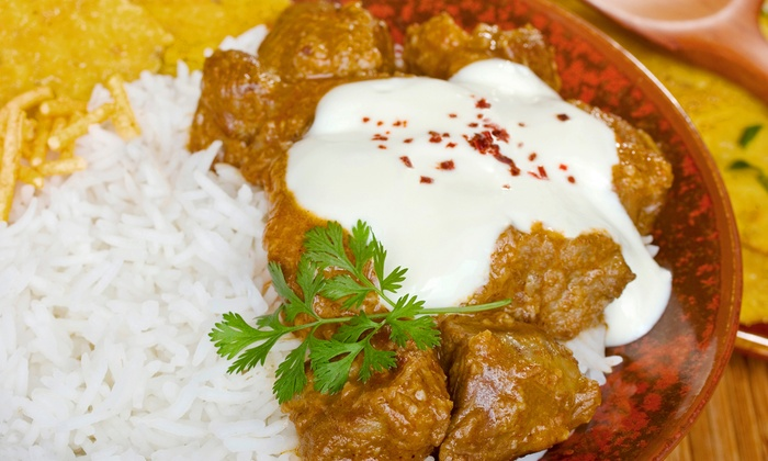 Bawarchi Indian Kitchen 15 Cash Back On Indian Food Groupon