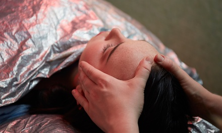 One or Three Infrared Wrap Body Contouring Wrap Treatments at Yeskool Spa (Up to 77% Off)