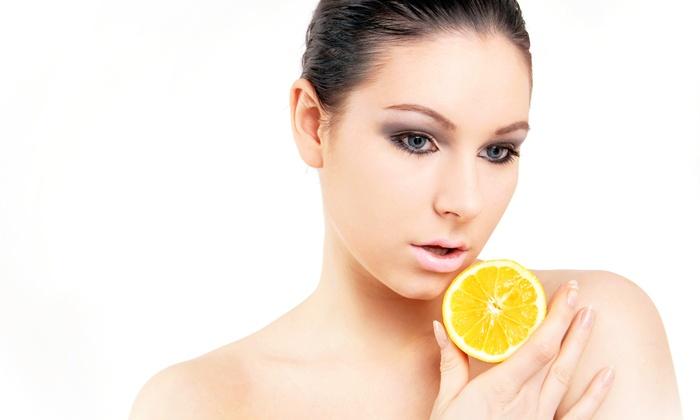 Gossip Boca Salon - Boca Raton: One, Three, or Six Vitamin C Facials at Gossip Boca Salon (Up to 60% Off)