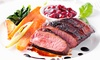 The Dusty Miller - Wrenbury: Two Courses With Wine For Two or Four from £29 at The Dusty Miller (Up to 48% Off)
