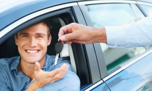 Gloria Rent a Car: Choice of Hyundai or Chevrolet Rental Car for One, Three or Seven Days from Gloria Rent a Car (Up to 47% Off)