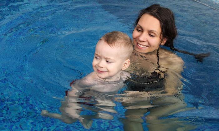 Waterworks Aquatics - Bressi Ranch: $37 for 4 Parent & Me Classes, 3 Semi-private Lessons, or Classes at Waterworks Aquatics ($75 Value)