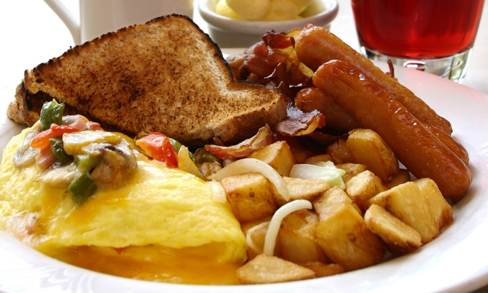 DeAvila's Restaurant & Catering - Taunton: Breakfast Cuisine for Two or Four at DeAvila's Restaurant & Catering (Up to 38% Off)