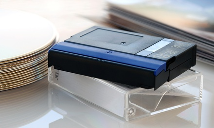 Video-to-DVD Transfer Services at Ty Reynolds Video Services (Up to 52% Off). Two Options Available.