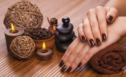 Manicure i pedicure spa