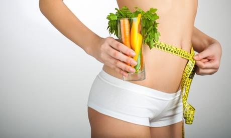 1 o 3 meses de plan dietético con seguimiento presencial y estudio de composición corporal desde 12,90 €