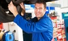 Midas Auto Service & Tire - Multiple Locations: Oil-Change Package or Automotive Services at Midas Auto Service & Tire (Up to 51% Off). Three Options Available.
