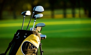 Rolling Greens Golf Club: Nine-Hole Round of Golf with Cart for Two or Four at Rolling Greens Golf Club (Up to 42% Off)