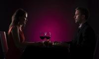"""3-Gänge-""""Dinner in the Dark""""-Überraschungsmenü für Zwei oder Vier bei RealBlind (36% sparen*)"""