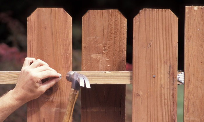 Platinum Construction - Austin: Fence Installation from Platinum Construction (50% Off). Three Options Available.
