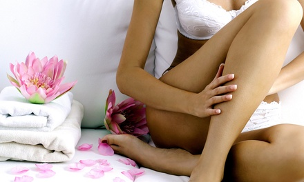 One, Three or Six Laser Hair Removal Sessions at Laser Infinite Beauty (Up to 90% Off). Nine Options Available.