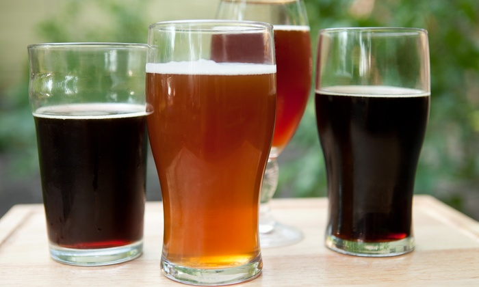 American Brewmaster - Multiple Locations: Homebrewing 101 Class, Beer-Making Kit, or Both at American Brewmaster (Up to 53% Off). Four Options Available.