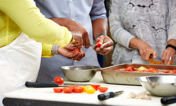 R Café & Catering - R Café & Catering: Two-Hour BYOB Cooking Class for One or Two at R Café & Catering (Up to 51% Off)