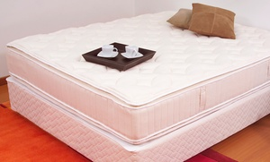 Luxury Mattress Outlet: $100 or $200 Towards Mattresses at Luxury Mattress Outlet (50% Off)