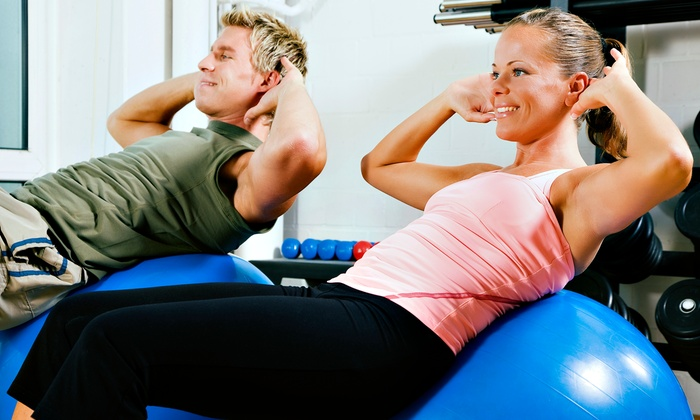 Get Fit For Healthy Living - Tuckahoe: Three, Six, or Nine 60-Minute Personal Training Sessions at Get Fit For Healthy Living (Up to 59% Off)