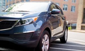 Lavado básico a mano interior y exterior del vehículo y limpieza de tapicerías desde 16,95 € en Best Car Wash