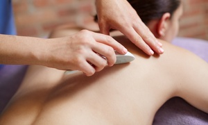 teMassage: One-Hour Massage or Reiki with Optional Facial and Nonsurgical Facelift at teMassage (Up to 54% Off)