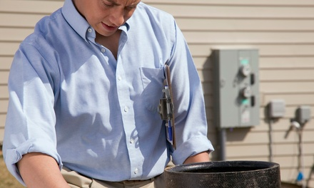HVAC Cleaning and Inspection from ALL FLORIDA COOLING AND HEATING LLC (45% Off)