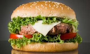 Haab's Restaurant: Steak-House Dinner for Two or Four or Lunch at Haab's Restaurant (Up to 58% Off)