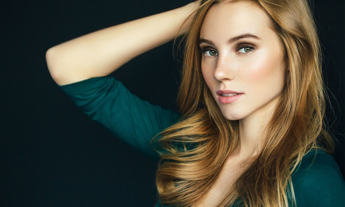 Spruce Salon - Hudson: Scalp Treatment or Haircut with Full Color at Spruce Salon (Up to 50% Off)
