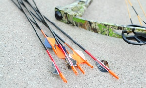 RTC Training Center: Two-Hour Archery Course for One or Two at RTC Training Center (Up to 64% Off)