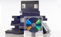 VHS to DVD Transfer at Showtime Film Conversions (Up to 58% Off)